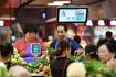 五城春节菜市探访:价格稳 品种多 供应足