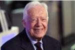 94岁美国前总统卡特或赴朝鲜斡旋 化解两国之间僵局