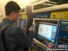 石家庄地铁全线可扫码购票 仅需6秒