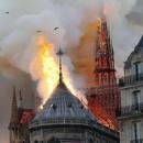 巴黎圣母院突发大火