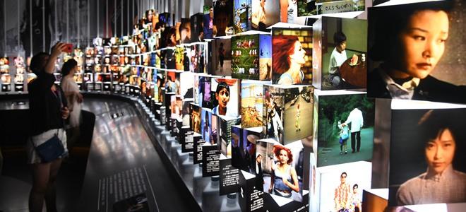 青岛:探访电影博物馆 感受光影魅力