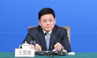 国新办发布会开到防控一线,王贺胜以新身份亮相