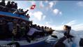 一艘偷渡船在利比亚海域倾覆 至少25人死亡