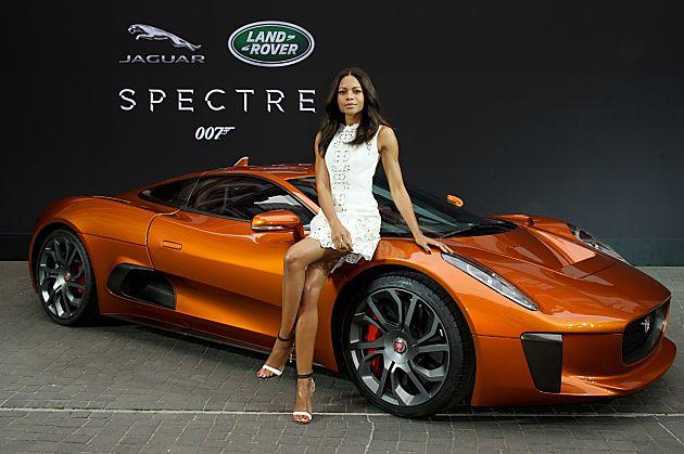 007新片中三款捷豹路虎车型亮相