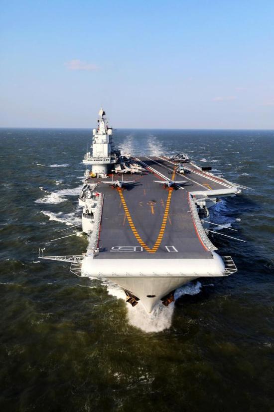 中国要建造几艘航空母舰