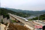中国印尼企业签署雅万高铁合资协议