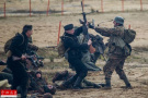 俄军资助上千军迷重演攻克柏林 德政府:行为怪异