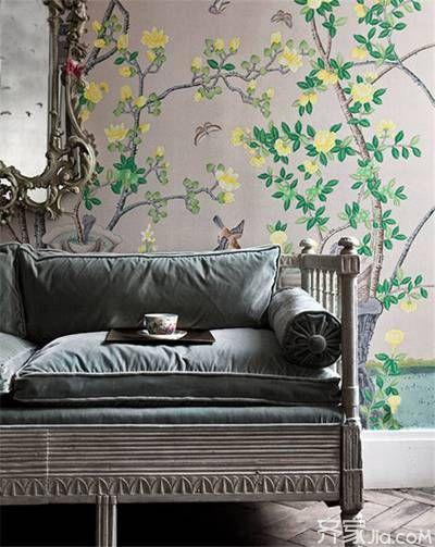 室外墙体彩绘素材