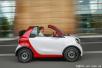 smart fortwo敞篷版今夏在欧洲销售