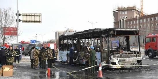 银川公交纵火案嫌犯被移送审查起诉
