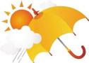 防晒又要防雨!五一小长假高温逼近30℃ 或有雷雨