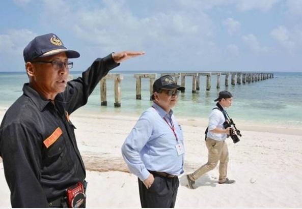 评判太平岛是岛屿还是礁岩一事交由海牙常设仲裁法院