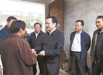 张国华徐州睢宁调研:推进脱贫攻坚加快调结构