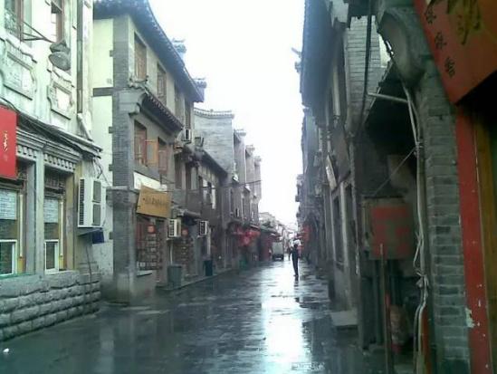 济南 老街/济南最出名的几条老街巷你去过几个