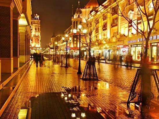 哈尔滨3日亲子游行程