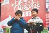 中石化东莞分公司向返乡务工人员送温暖