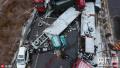 京昆高速山西段多车相撞 已致17死37伤56辆车受损