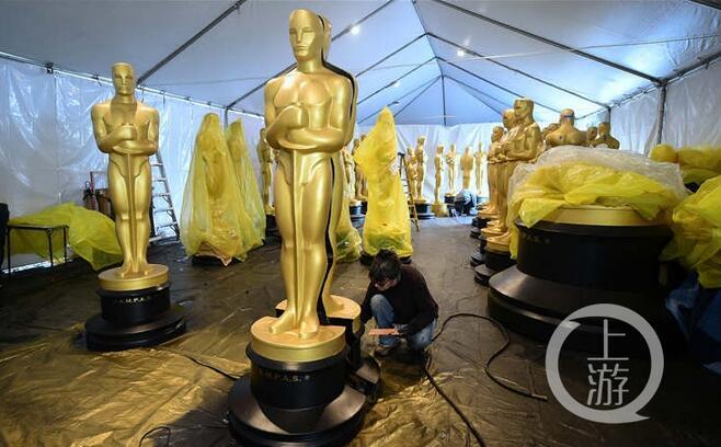 奥斯卡颁奖礼27日早上举行 此刻的现场是这样的!