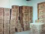 上海警方查获非法烟花爆竹3000余箱(图)