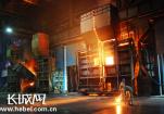河钢石钢京诚公司成功生产含钨钢
