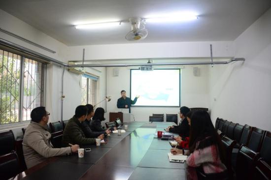 山西农业大学 重庆邮电大学赴彭康书院调研