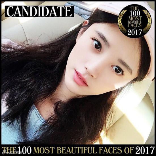 亚洲100最美面孔_全球最美面孔候选人名单出炉