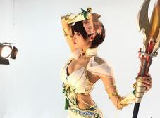 《仙侠世界2》官方cosplay拍摄花絮
