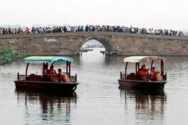 """这个长假杭州比""""G20年""""还闹猛"""