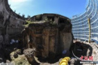 2千年前古羅馬開國皇帝陵墓