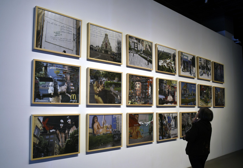 中东欧当代艺术展亮相杭州