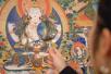 中国唐卡艺术展走进联合国教科文组织