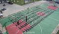 触目惊心的走私现场:215张鳄鱼皮摆满整个篮球场