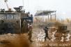 以色列军方地空两路轰炸加沙地带4处军事目标