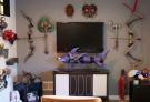 国外玩家打造奢华游戏室