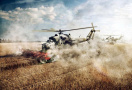 米24军用武装拖拉机