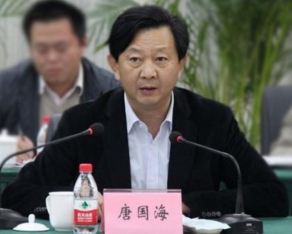 汇鸿集团董事长 唐国海