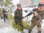 华北黄淮等地将迎新一轮降雪 6日起南方将有较强降雨