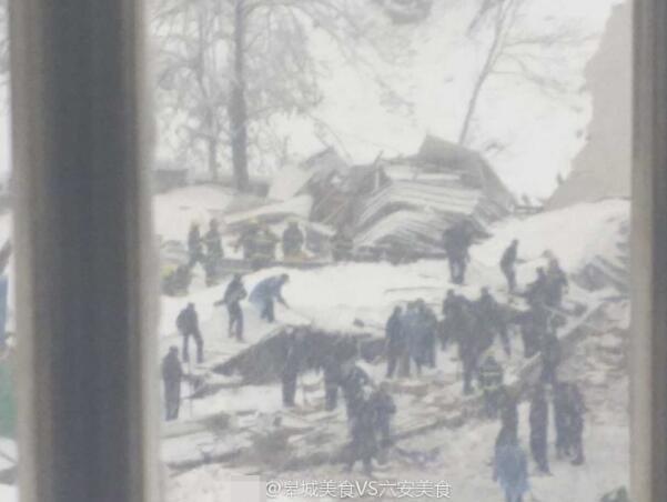 金沙娱乐澳门官网:安徽遭遇10年来最强暴雪:已致13人死亡 超百万人受灾