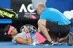 澳网综述:纳达尔迪米特洛夫止步澳网八强