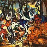 毕加索绘画作品