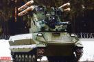 俄军重火力移动要塞