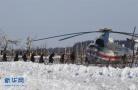 莫斯科州坠机现场后续