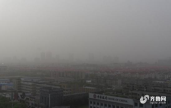 2019-10-24响我市,预计今夜到明天我市将出现浮尘和扬沙,空气质量较差,请注意防范。.jpg