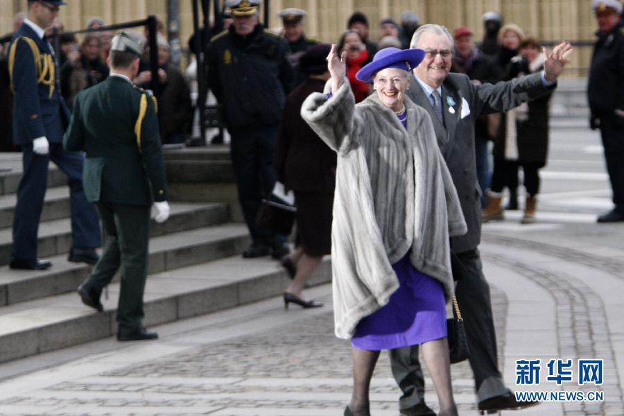 娱乐城金沙国际:外媒:丹麦女王丈夫亨里克亲王去世 享年84岁