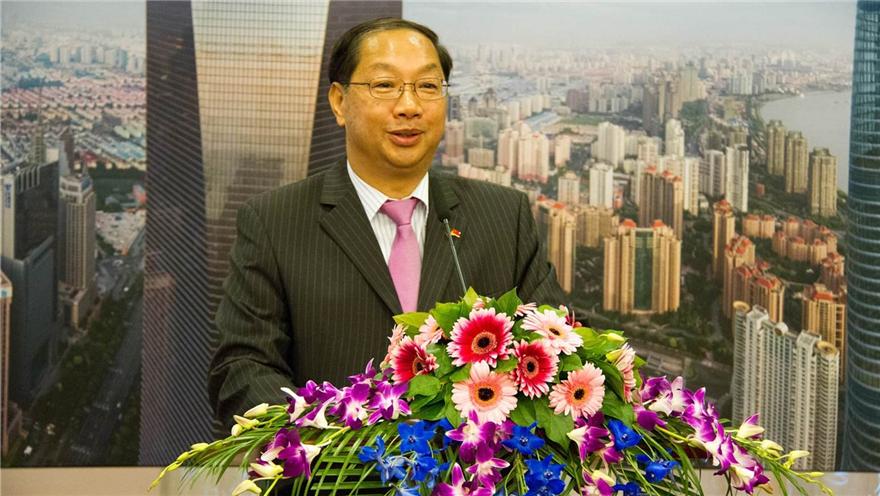 《与大使面对面》对话中国驻德国大使