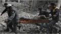 进击最后一个反对派领地 叙政府连日轰炸东古塔地区