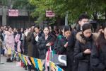 浙传艺考昨开考 00后全面走上考场