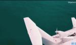 空天两栖水翼飞船