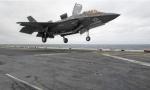黄蜂号下月参加韩美双龙军演 F35B是否出动成焦点