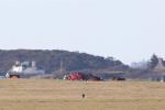 红箭飞行表演队一飞机坠毁 飞行员逃生工程师身亡